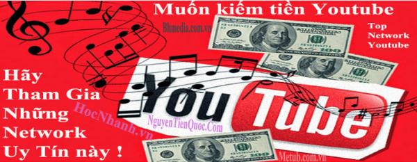 Nhung Network Youtube uy tin Top Nên Tham Gia
