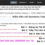 Hướng dẫn kiếm tiền với Seoclerks toàn tập chi tiết