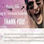 Hướng dẫn đăng ký Network Scalelab Chi tiết