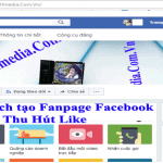 Cách tạo fanpage trên Facebook Chi tiết