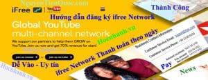 Huong Dan Cach Dang Ky ifree Network Moi Nhat