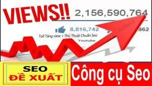 Cong cu tang view Youtube hieu qua