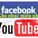 Kho nhạc không bản quyền dành cho Youtube và Facebook