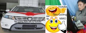 Tam guong Kiem Tien Youtube Mua Xe Tang Bo