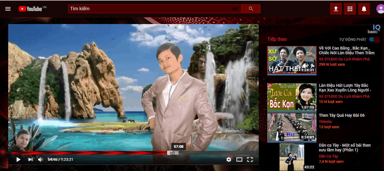 huong dan Thay doi giao dien Youtube voi Stylish