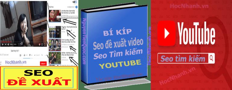 Hoc Cach Seo De Xuat Va Tim Kiem Youtube 2018