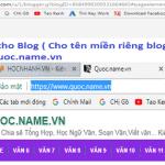 Cách cài đặt https cho Blogger vàWordPress chi tiết nhất
