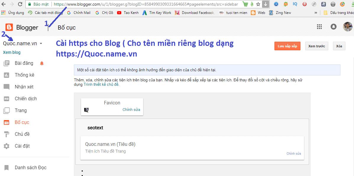 Cach cai https cho blogger va blogspot