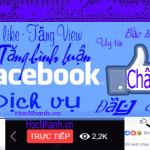 Hướng dẫn mua dịch vụ Facebook hiệu quả có bảo hành