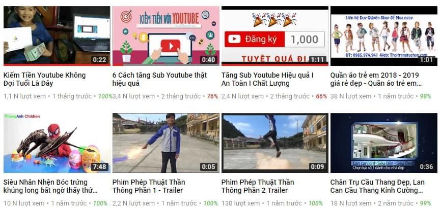 Kiem tien Tu Youtube 2019 va 2020