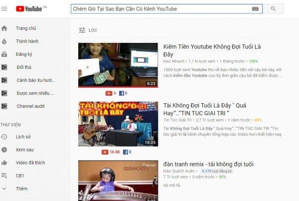 Ly do nen kiem tien tu Video Quang Cao