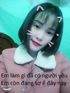 Viet chu len anh Youtube