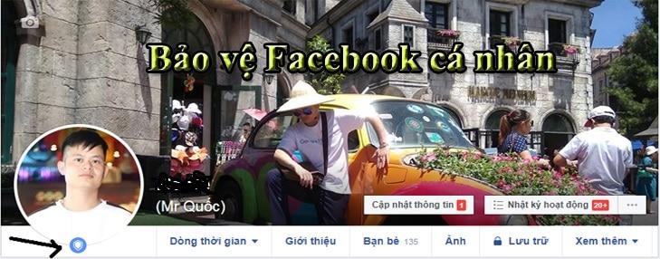 Cách tạo khiên bảo vệ avatar facebook
