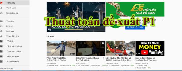 Thuat Toan An De Xuat Video Youtube