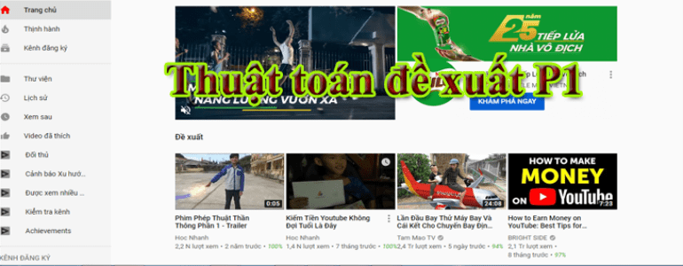 Thuat Toan An De Xuat Video Youtube