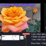 Phần mềm làm video trên điện thoại tốt nhất