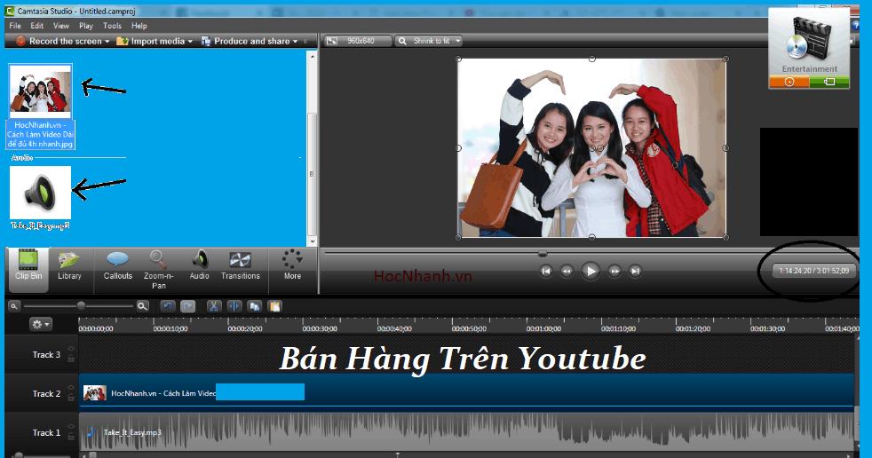 Ky Nang Ban Hang bang video Youtube