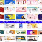 Top 100 mẫu Landing Page đẹp nhẹ nhàng chuẩn seo tốt