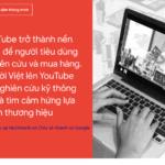 Tài liệu Google Youtube xu hướng đề xuất Internet Việt Nam