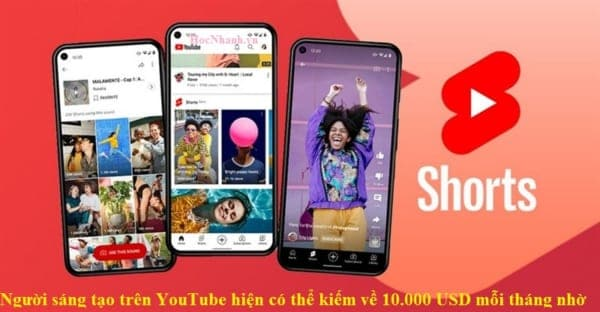 cach-Kiếm-tiền-YouTube-Shorts